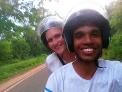 Allein als Frau reisen in Sri Lanka