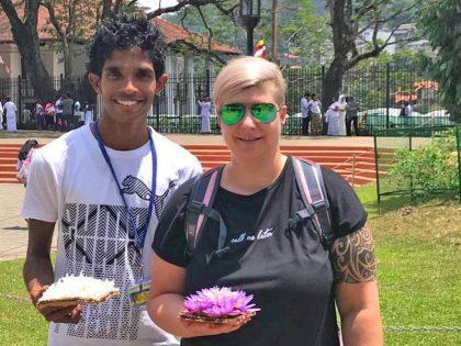 Rucksack Sri Lanka alleine als Frau bereisen
